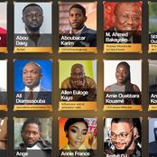 Côte d'Ivoire : voici les 90 personnalités les plus influentes en 2020