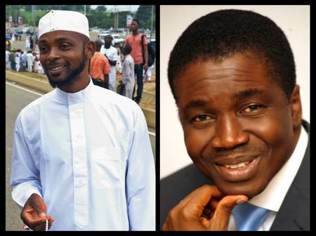 After Bishop Abioye's Former Driver Converted To Islam, See His Throwback Photos