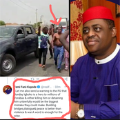 After There Was An Alleged Attempt To Arrest Sunday Igboho, See What Fani Kayode Said To FG