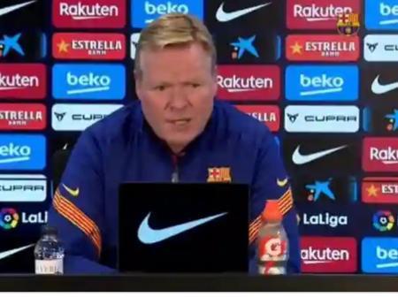 Clasico on Koeman's minds - How Barcelona could line up versus Ferencvaros
