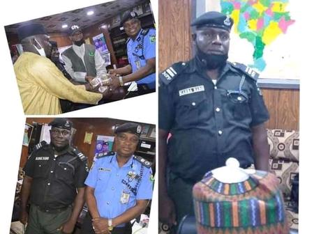 Police Force Honour Officers Who Rejected A Bribe Of One Million Naira In Kano State