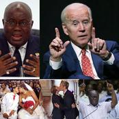 When Ghanaian President Was Asked About Legalizing Gay Marriage In Ghana, Check Out What He Said