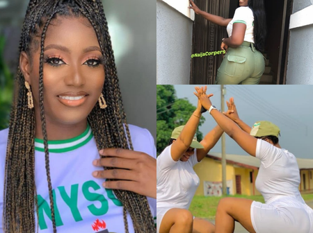 Check Out Lovely And Adorable Pictures Of Nigerian Youth Corpers