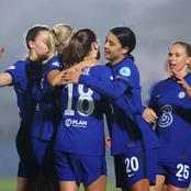 After Chelsea Won Atletico Madrid 2-0, See The Team They Will Face In Their Next WSL Fixture