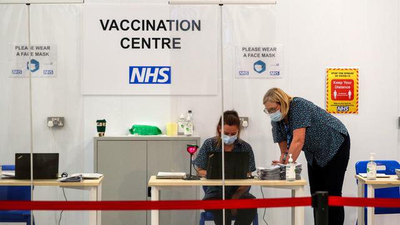 Vaccine rollout in England prevented 10,400 deaths by end-March, study says