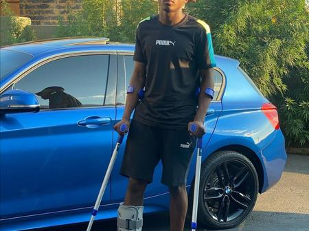 Bucs Star Shares First Picture Since Devastating Injury