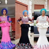 Dear Mumies, Look Good And Attractive For Your Husband By Wearing Any Of These Styles