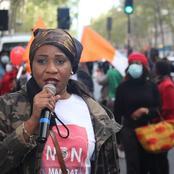 France : forte mobilisation des femmes ivoiriennes contre la troisième candidature d'ADO