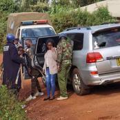 Just in: UDA Candidate For Kiamokama Ward Arrested