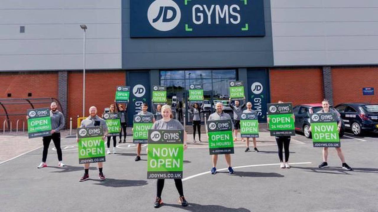 Blackburn's new JD Gyms opens with biggest ever ladies only gym