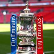 BREAKING: See Who Arsenal, Chelsea, Man City, Man Utd, Liverpool, Spurs Will Be Facing In FA Cup