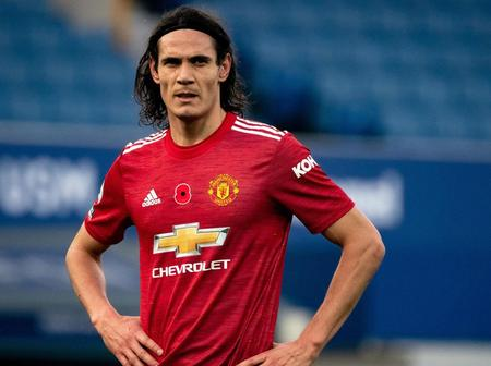 Manchester United Boss, Ole Gunner talks about the future of Cavani