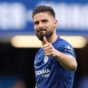 Giroud reveals talks with Lampard to leave Chelsea