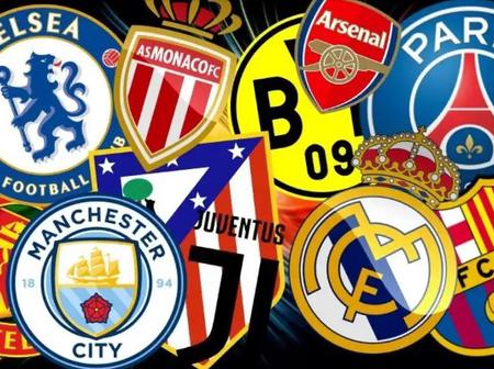 Check this out to see the top 25 best football clubs in the world