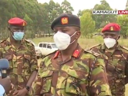 55 KDF Trainees Arrested Over Forged Calling Letters