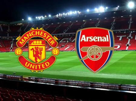 5 key Man U players are out for the Arsenal game.