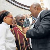 40 Year Old Blind Man Went Back to School And Passed Matric With 7 Distinctions.