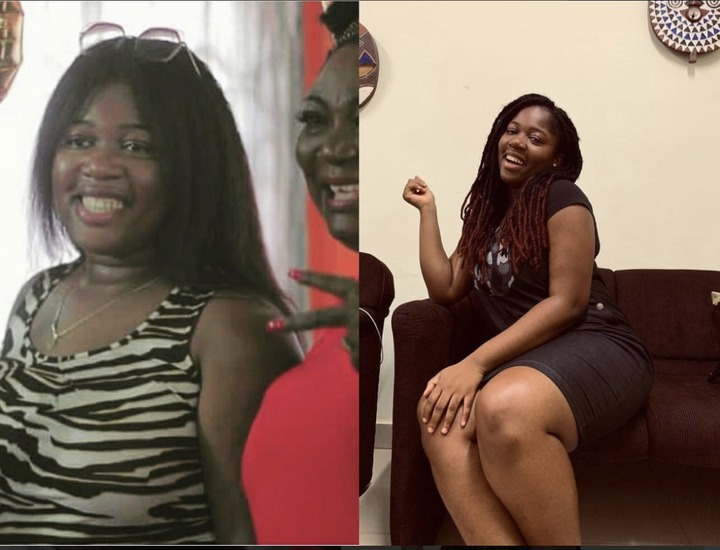943f260fe072d9f66921a079050013e5?quality=uhq&resize=720 - Kwame Sefa Kayi's Daughter, Fafa Kayi Looking All Different In Her Natural Looks (Photos)