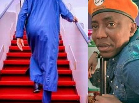 Buhari Is Preventing Nigerians From Eating Foreign Rice, But Goes On Foreign Medical Trips — Sowore