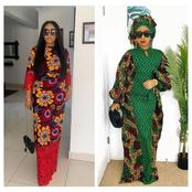 15 Decent And Stunning Ankara Styles For Married Women This January (photos)