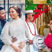 Man Who Married His Primary School Classmate, Shares Lovely Memories After One Year Of Marriage