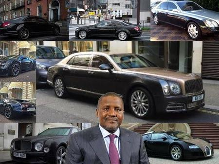 Top 13 richest people in Nigeria