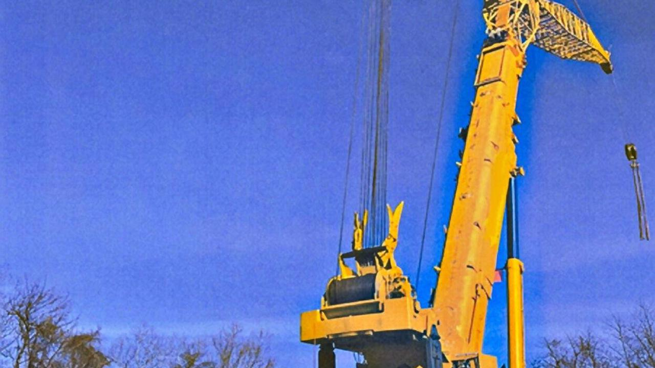 Port of Oswego ups capabilities and competitive position with new crane