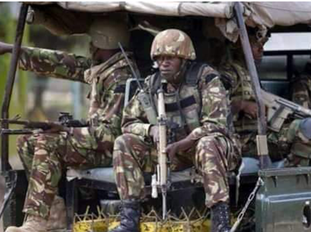Major Blow To Alshabab After A Failed Attack Lead To 'Irretrievable Losses On The Militants'