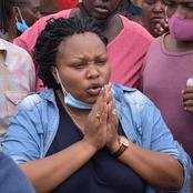 Kenyans React After Government Withdraws Millicent Omanga's Security Details