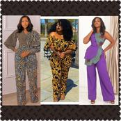 15 Exquisite Ankara Jumpsuit Styles That You Can Rock