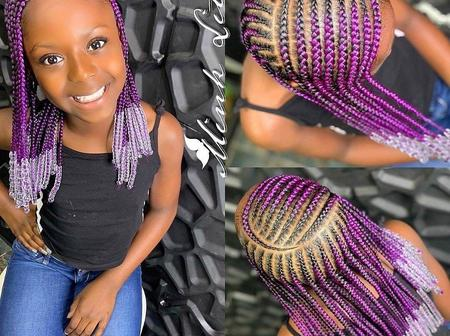 Mothers, Make Your Beautiful Princess Happy With These Hairstyles