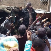 Video of Senator Cleophas Malala Being Turned Away in Matungu by Alleged UDA Supporters Emerges