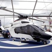 Deranoza: premier opérateur pétrolier de l'hélicoptère en Asie