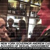 Sexual allegations made against New York govenor