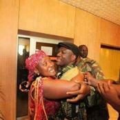 Une photo de Soro et de la sœur de Ouattara au Golf Hôtel le 11 Avril 2010 fait réagir l'opinion