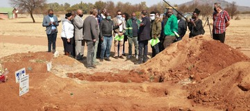 People are angry at the government for digging millions of graves, see their reactions below