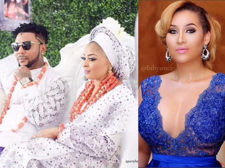 Oritse Femi admits having a misunderstanding with his wife, denies beating her