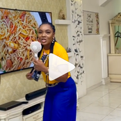 Actress Chioma Shares Her Dancing Video, Fans React