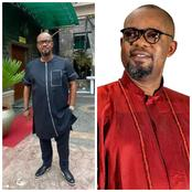 Nollywood Actor, Charles Inojie wishes himself a happy birthday as he turns 51 today
