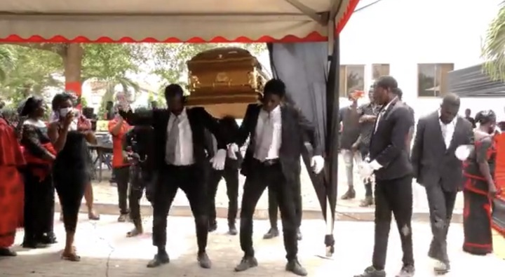 94797fb9948641569c72e5ce2f3b0d3b?quality=uhq&resize=720 - Sad Scenes From Eddie Nartey's Wife's Funeral; Mother Of The Deceased Cries Uncontrollably- Photos