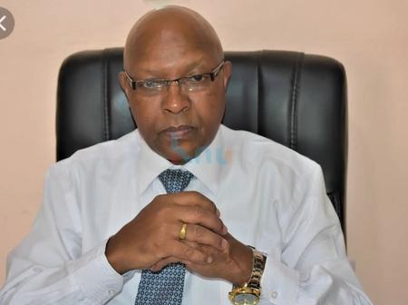 Naroks Roads and Public Works CEC John Marindany Succumbs to Covid-19