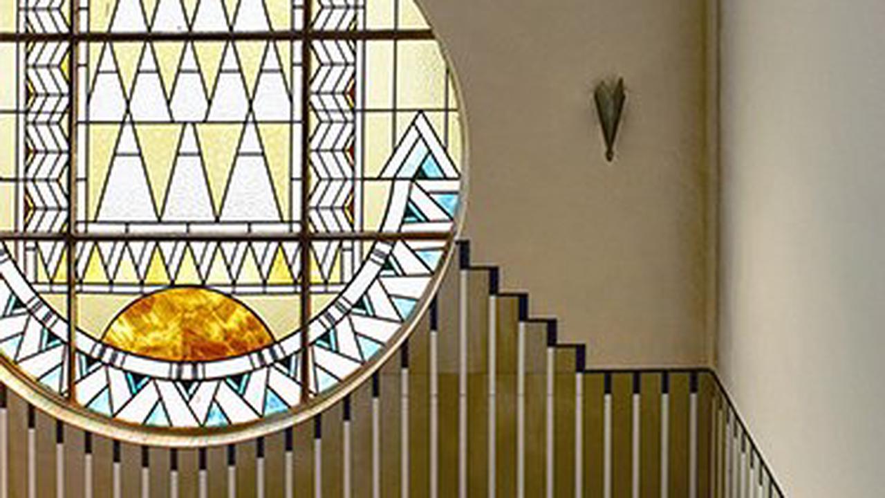 Le pavillon de verre d'Henry Lacoste à Bruxelles, un chef-d'œuvre Art déco