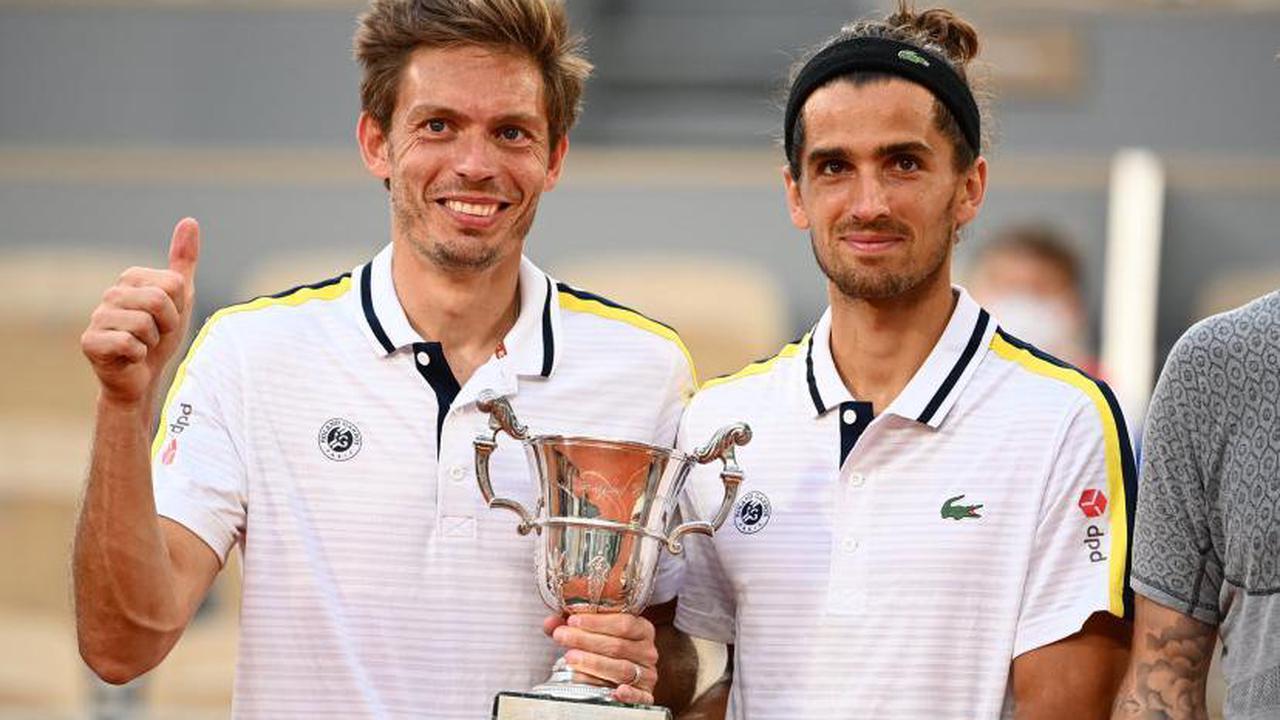 DIRECT. Roland-Garros: Nicolas Mahut etPierre-Hugues Herbert jouent les demi-finales du double