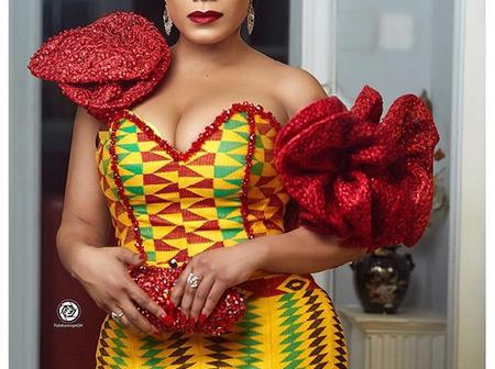 Checkout These Classy African Prints From Ghana