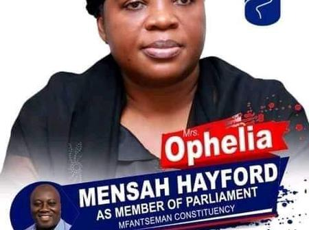 Maa Ophelia alias Superwoman has been
