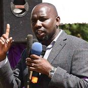 Kipchumba Murkomen reacts to Kibicho's latest move