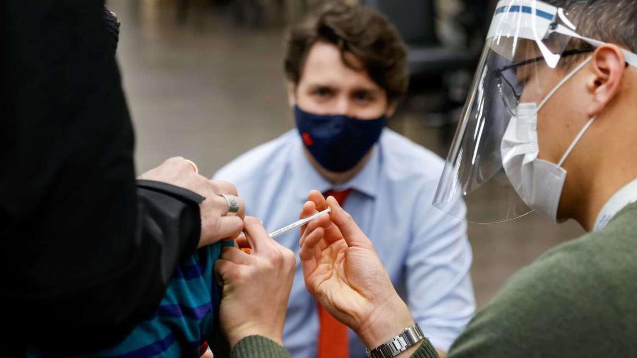 Millions Locked Down Again as Canada Rues Vaccine Failure