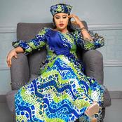 Reactions As Kannywood Actress, 'Hajiyar Izza' Wears Heavy Make-up In Her New Pictures