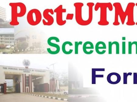 List Of Some Institutions, Which Post UTME Form are Still Out.