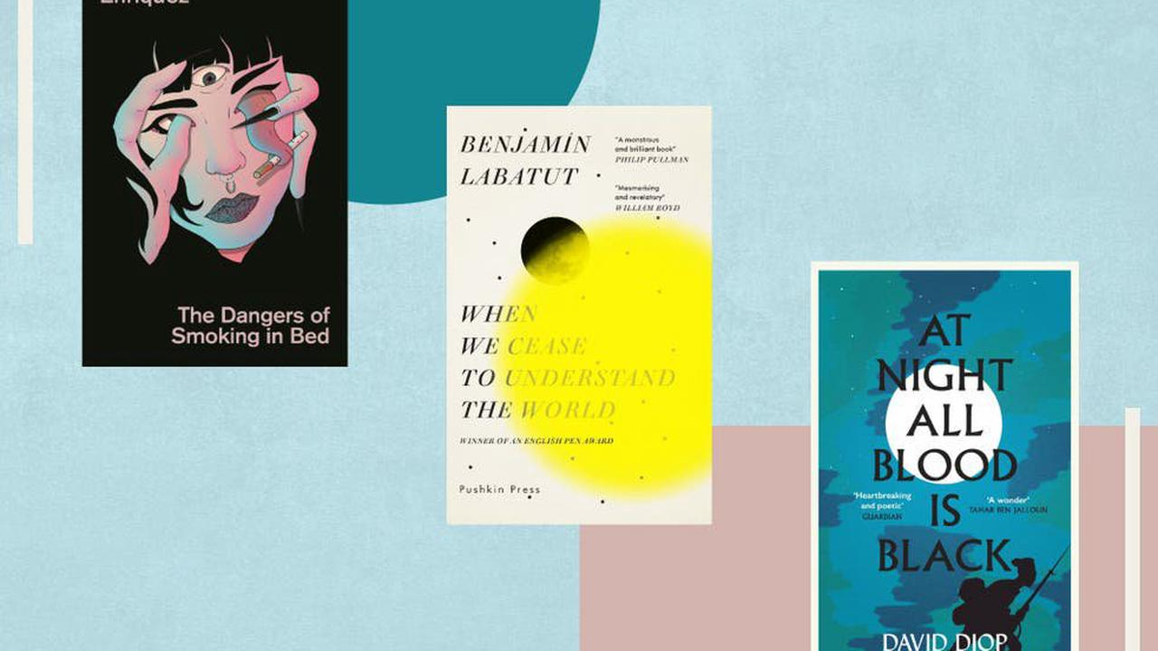 The International Booker Prize shortlist has just been announced